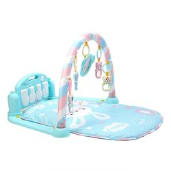 3in1 Cute Rainforest Musical Lullaby Baby Activity Mat