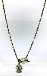 43.2 Links of London Bird Cage Pendant Necklace