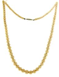 Graduated Vintage Pearl Necklace