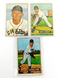 3 Boston Red Sox 1955 Topps Baseball Cards