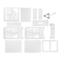Plastic Storage Drawer Bedside Cabinet Children Basket