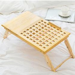 Multi Function Lapdesk Table Bed Tray Folding Table