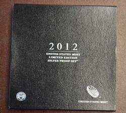 2012 Silver Limited Edition Set