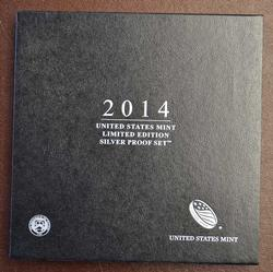 2014 Silver Limited Edition Set