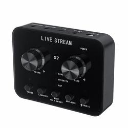 Live Microphone Voice Changer for Mobile Phone PC