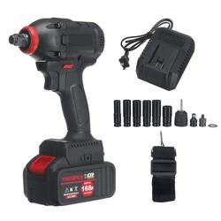 168VF Electric Wrench Drill High Torque Speed