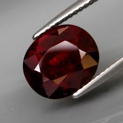 Ravishing 4.80ct untreated Spessartite Garnet