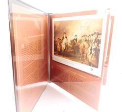 US Bicentennial Souvenir Stamp Sheets