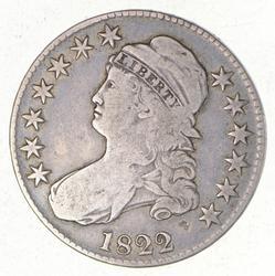 1822 Capped Bust Half Dollar - O-113