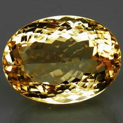 AAA cut color and clarity 22.80ct Brazilian Citrine