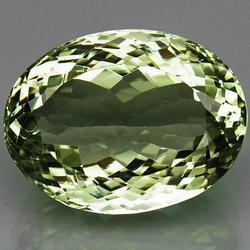 Substantial 21.50ct all natural green Amethyst