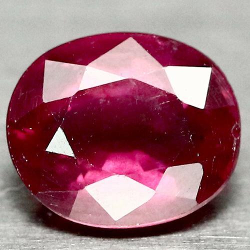 Elegant 2.43ct violet Rhodolite Garnet