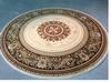 French Classic Design 8 Ft Round Rug