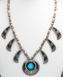 Vintage Native American Necklace