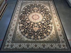 Magnificent  Belgium Persian Design  Rug8x11