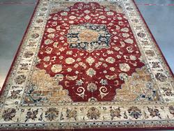 Belgium Blend Of Vintage&Fashion Persian Area Rug 7X10