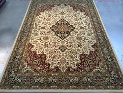 Detailed Classic  Persian Medallion Design  Rug  8x11