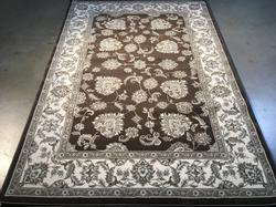 Stunning Turkish Oushak Design Rug 8X11