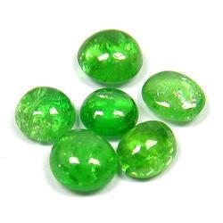 Heavy! 2.28ct vivid green Tsavorite Garnet parcel