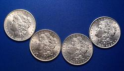 4 Better Morgan Dollars