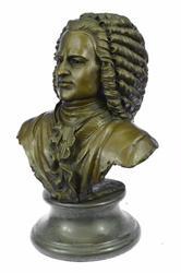 Johann Sebastian Bach The Father of Music Bronze Statue