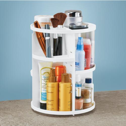 360 Degree Rotating Makeup Organizer Box