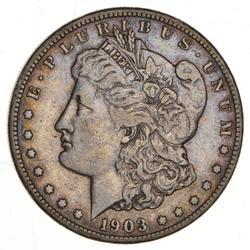 1903-S Morgan Silver Dollar - Micro S