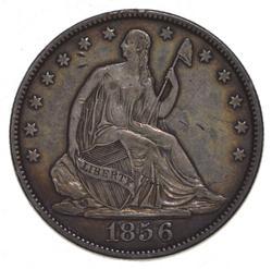 1856-O Seated Liberty Half Dollar