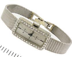 Bulova and Dior Vintage Diamond Watch