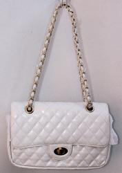 Classy Designer Inspired Quilted Hand Bag