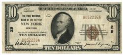 Nicer 1929 Series $10 National of New York, NY (29)