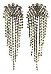 Crystal Dangle Earrings