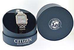 Citizen Eco Drive Ladies Silhouette Mop Watch
