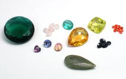 Lot of Assorted Loose Stones