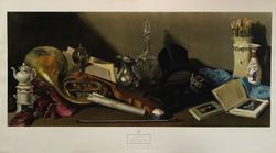 Still Life, Souvenirs by Armando Miravalls Bov?, Poster