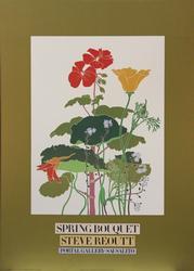 Steve Reoutt, Gallery Poster, Sausalito