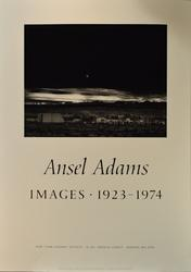 Ansel Adams Poster, Images 1923-1974