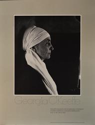Philippe Halsman Exhibition Photographic Portraits- Georgia O'Keeffe