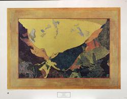Augustus Vincent Tack Poster, Canyon