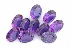 17.0 Carat Goup Lot of Natural Amethyst