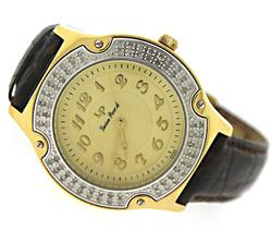 Lucian Piccard Renaissance Diamond Accented Watch