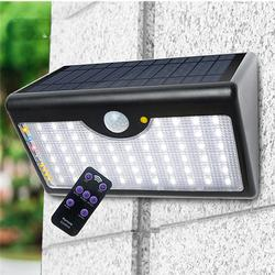 LED Solar Power PIR Motion Sensor Wall Light