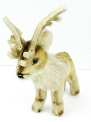 Vintage Steiff Mohair Reindeer