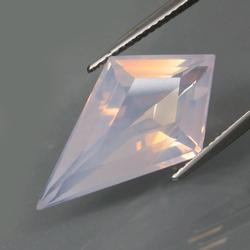 Modern kite/spear cut 8.81ct pearl Amethyst