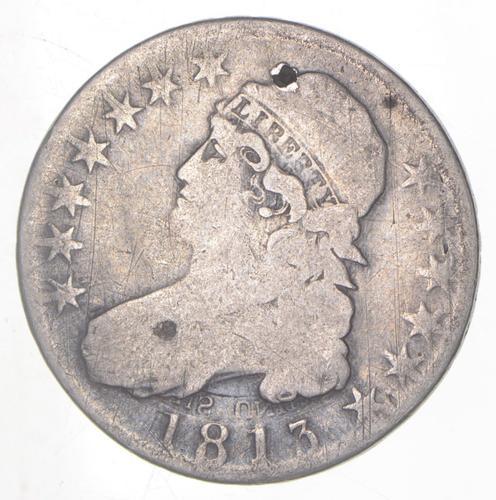 1813 Capped Bust Half Dollar
