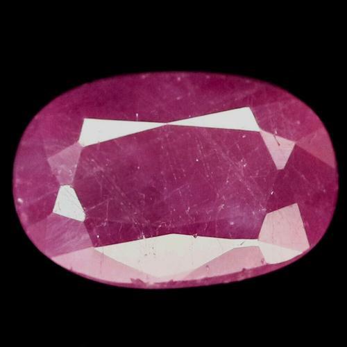 Stunning 3.88ct rare unheated Ruby