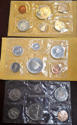 Canada Proof Set Lot
