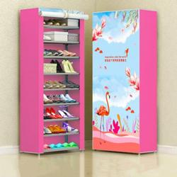 10 Floors Shoe Racks Wall Shelf Organizer Storage Stand