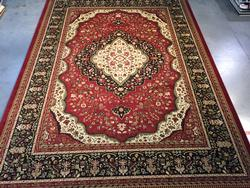 Detailed Traditional Design Area Rug 8x11