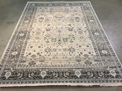 Magnificent Blend of Vintage and Persian Area Rug 8x11